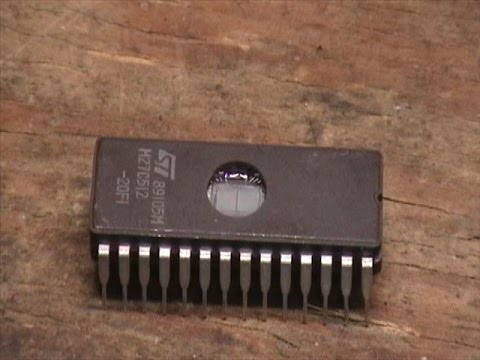 How Fast Can You Erase An EPROM If You Use A Little More Power?