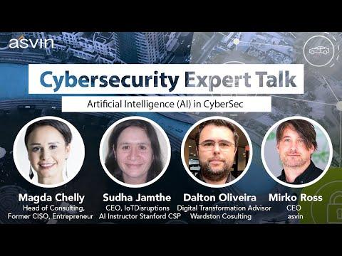 Cybersecurity Expert Talk #4