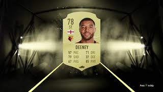 FUT 20 - 5 x Premium Electrum Players Pack - Nice Walk Out Packed