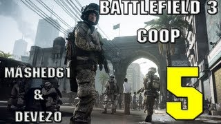 Battlefield 3 - Coop - Mission 5 (Liquidation Totale) - Dual Commentary | Mashed61 & Devezo