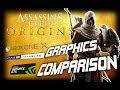 Assassins Creed Origins Xbox One X vs Gaming PC GTX 1080ti vs PS4 PRO - Assassins Creed Comparison