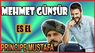El Prncipe Mustafa en la vida real - MEHMET GNSR