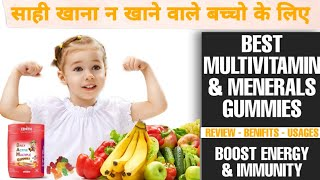 Best Multivitamin for Children's & Adult's to Boost Energy & Immunity | @Fitness Fighters