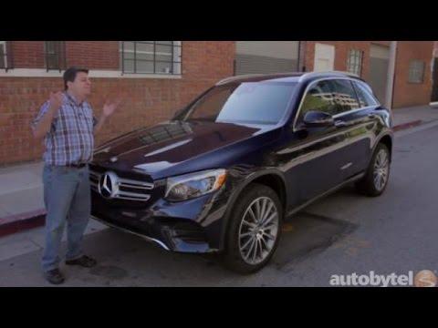 2016 Mercedes-Benz GLC-Class Test Drive Video Review