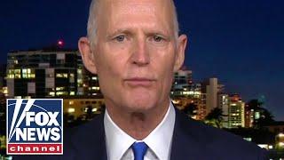 Florida senator: Democrats are 'hypocrites' for reopening border shelters
