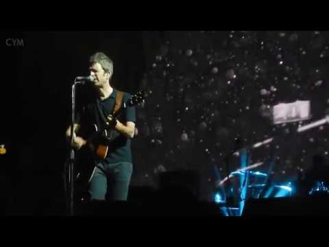 Noel Gallagher's High Flying Birds Don't Look Back In Anger Amsterdam 2018