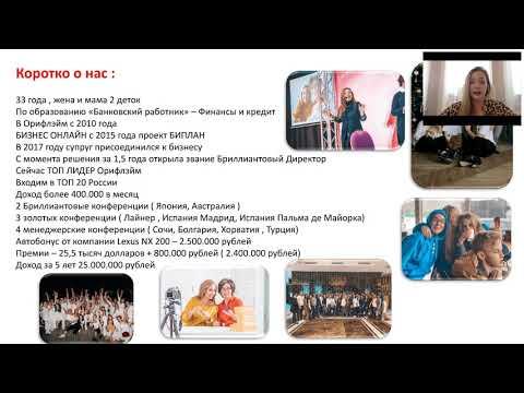 Успешный старт для новичка и правильное понимание бизнеса  Анна Кирдянова