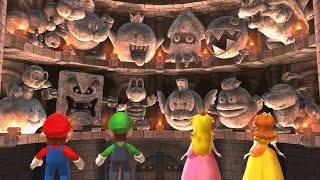 Mario Party 9 - Boss Rush (Master Difficulty)