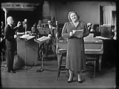The Kate Smith Hour: An Informal Session