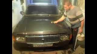 Перекупы! Как полируется пыль на лаке после покраски авто в гаражных условиях!(Как отполировать автомобиль в гаражных условиях и убрать крупные пылинки с ЛКП. Смотрите мои видео и подпис..., 2015-09-18T02:59:36.000Z)