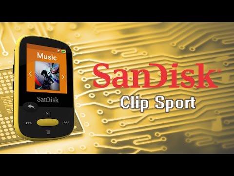 [Test/Avis] SanDisk Clip Sport 4gb
