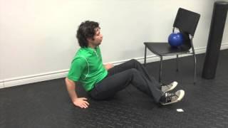Exercices pour douleurs sacro-iliaques