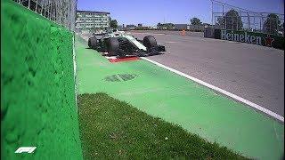 2018 Canadian Grand Prix: FP1 Highlights thumbnail