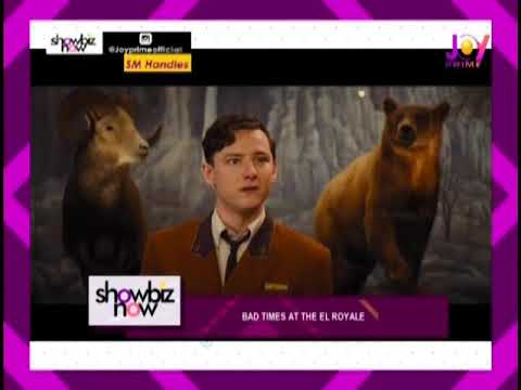 Showbiz Now on Joy Prime A (30-8-18)