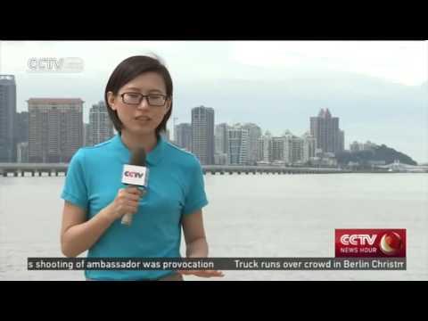 HK-Zhuhai-Macao Bridge improves economic prospects