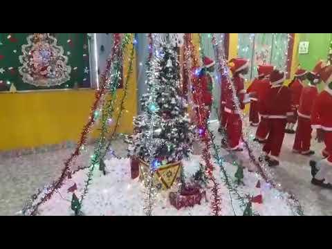 Christmas celebrations at The River School,Varanasi