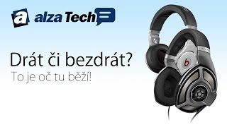 Sluchátka: Drátová nebo bezdrátová? Herní nebo audiofilská? - AlzaTech #435
