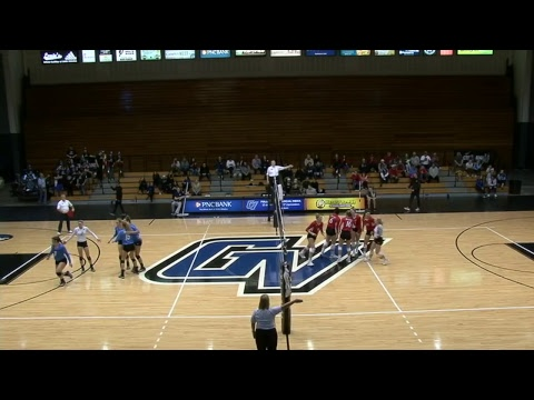 Grand Valley State Volleyball Vs. Davenport