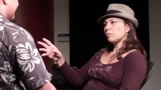 Lehua Kalima - Rising in Love interview #4