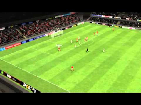 Nacional da Madeira vs SL Benfica - Alan Kardec Goal 90 minutes