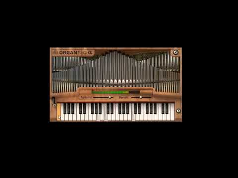 Organteq - new generation physically modelled pipe organ