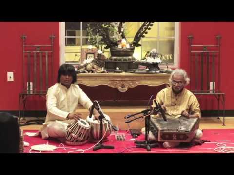 Pt Tarun Bhattacharya - Santoor and Anirban Roy Chowdhury - Tabla Live concert NJ