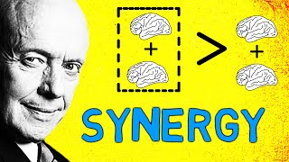 Synergize! But, what is Synergy? | Habit 6 | Ep 12/13