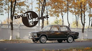 1975 Vaz-2103: A Soviet Time Machine