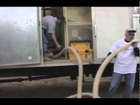 Owens Corning Loosefill Attic Insulation Youtube