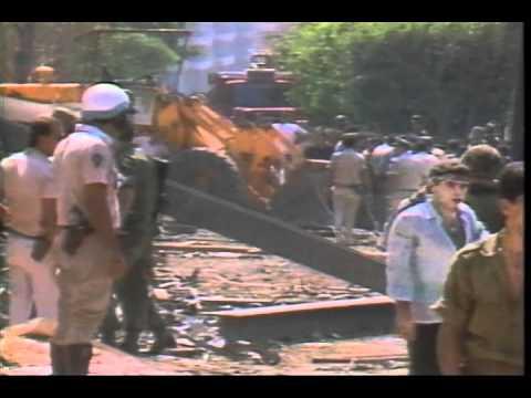 1983 American Embassy in Beirut Bombing