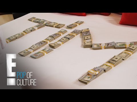 Timothy Sykes Plays With $250K In Cash | New Money | E!