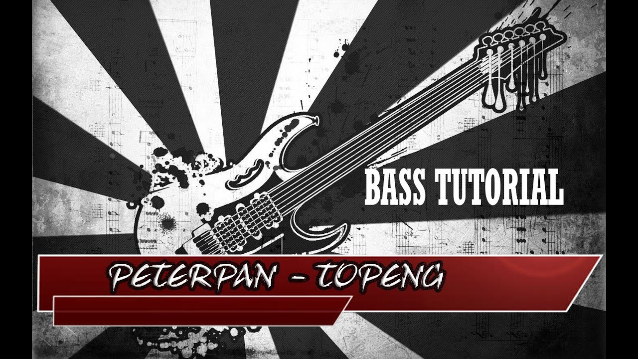 Chord bass peterpan topeng guitarfun youtube chord bass peterpan topeng guitarfun hexwebz Images