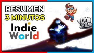 ¡¡RESUMEN EN 3 MINUTOS!! Indie World: Ori y Microsoft, SkellBoy, Hotline Miami | Nintendo Switch