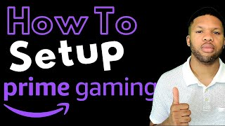 How to setup Prime Gaming To Claim free games