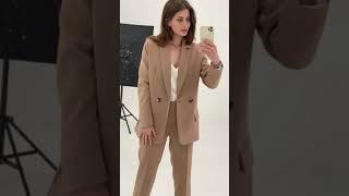 Женский брючный костюм Телефон для заказов 380673541311