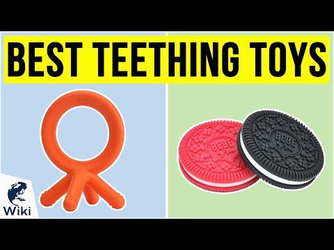 10 Best Baby Teething Toys 2020