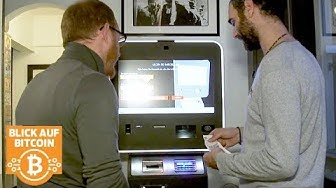 So funktioniert ein Bitcoin-Automat