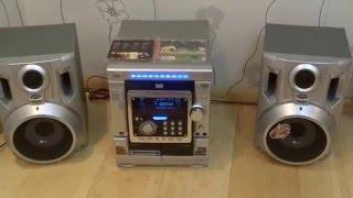 DVD Mini Home Theater System. Музыкальный центр LG LM-KW3930X(Работает без замечаний, всё исправно, хорошее косметическое состояние. Модель премиум класса, на звуке..., 2016-01-28T20:33:41.000Z)