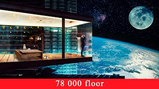 The Insane Plan to Build a Skyscraper Hanging Down from Space!