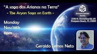 A Saga dos Arianos na Terra - Geraldo Lemos Neto