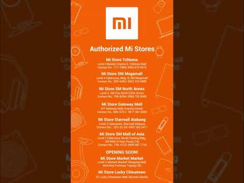 2 more official Xiaomi Philippines stores to open soon - revü