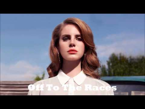 Lana Del Rey - Off To The Races (Official Instrumental With Vocals)