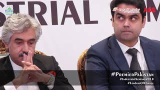 Mr. Shokat Mobarik - CEO - Premier Group of Companies at Premier Energy's Industrial Seminar