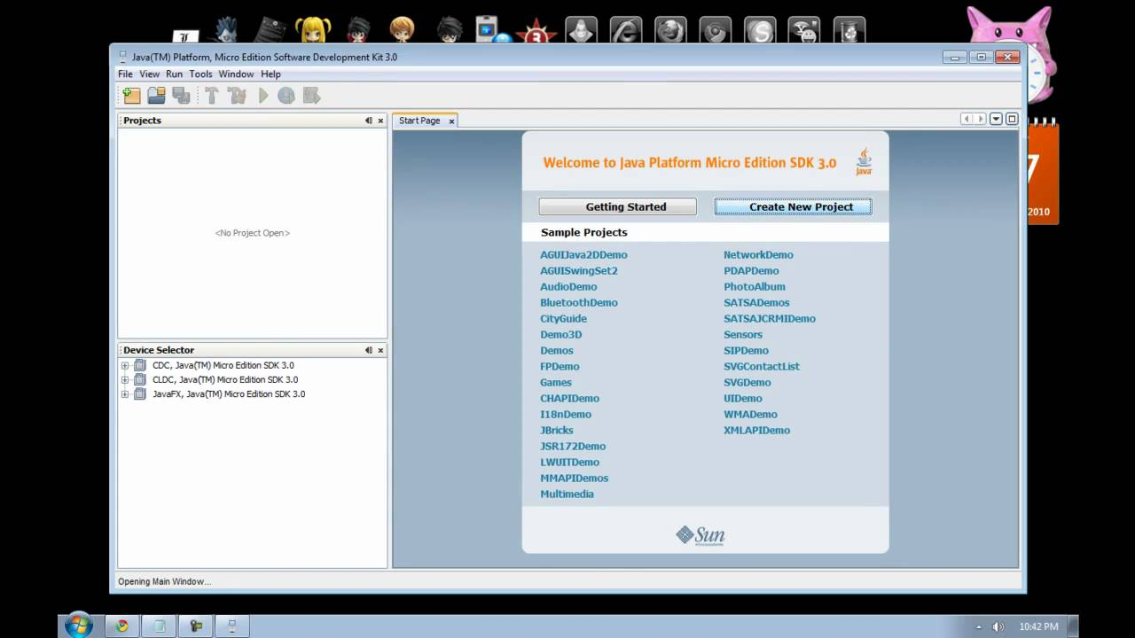 Displaying hello world using java me 30 youtube displaying hello world using java me 30 baditri Gallery