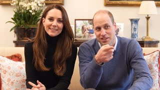 video: Duke and Duchess of Cambridge launch their own YouTube channel