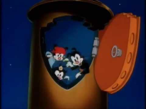 """Animaniacs - """"Yakko spelled backwards is 'okkay'"""""""