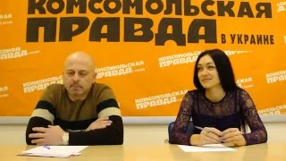 Бас-гітарист Ігор Закус та співачка Іванка Червинська (частина 1)