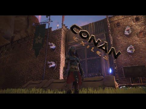 Conan exiles | Basisbau 002 | Die Taverne ist eröffnet |
