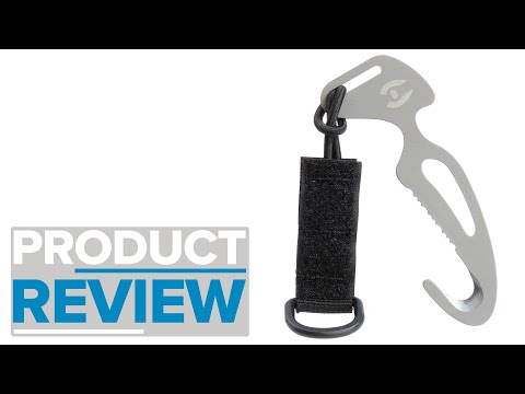 Hollis Titanium Line Cutter Knife Review