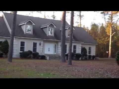 Equestrian Estate For Sale - 186 Hurt Drive, Cordele, GA